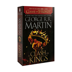 George R. R. Martin - A Song of Ice and Fire: A Clash of Kings
