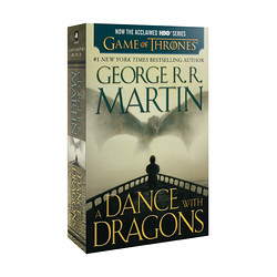 George R. R. Martin - A Song of Ice and Fire: A Dance with Dragons