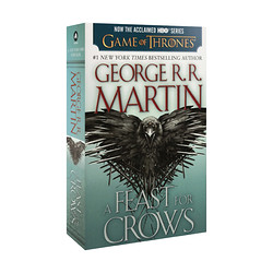George R. R. Martin - A Song of Ice and Fire: A Feast for Crows