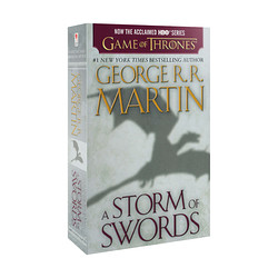 George R. R. Martin - A Song of Ice and Fire: A Storm of Swords