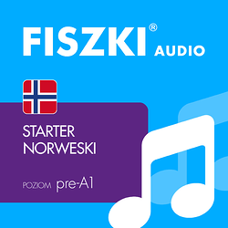 Fiszki audio (pliki mp3) - norweski - Starter