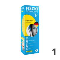 Fiszki - niemiecki - Słownictwo 1
