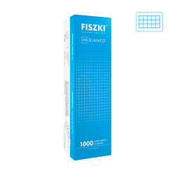 Fiszki in blanco - 1000
